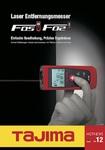 Laser-Entfernungsmessgeräte F02 und F05 2017